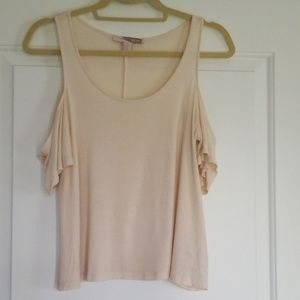 Cold shoulder Forever 21 top!